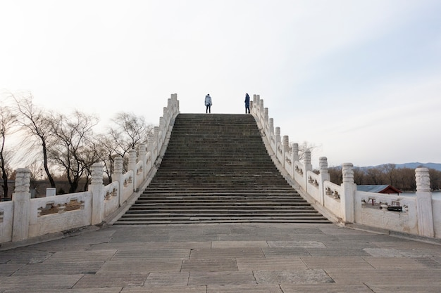 北京の頤和園
