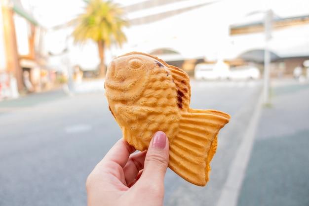 日本のおやつ、魚のおやつ