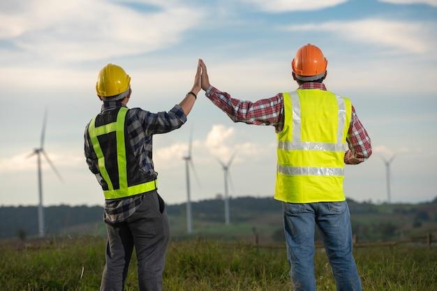 風車エンジニア