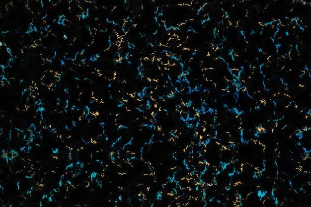 Золотой чирок темно-синий морской минеральный гранит и черный мрамор роскошный интерьер