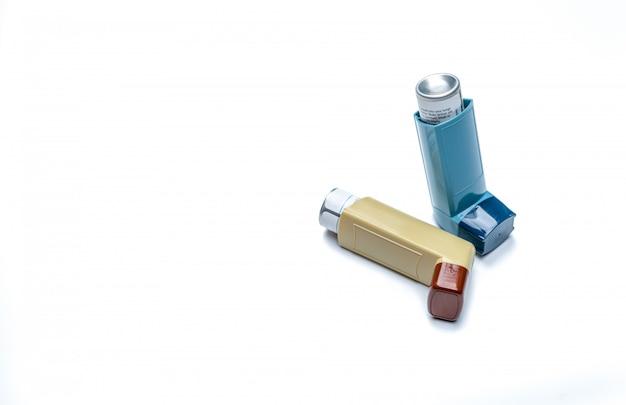 喘息吸入器。喘息コントローラー、リリーフ機器。