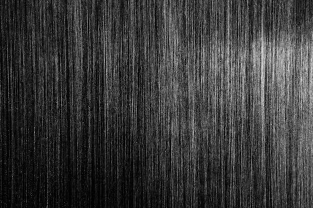 詳細とテクスチャの背景を持つ空の黒い鉄板