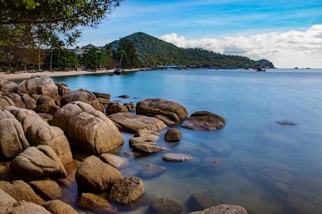 Был остров майхад кох тао на юге таиланда, самый популярный пункт назначения