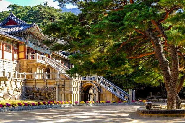 秋の仏国寺