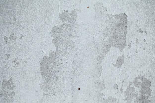 グランジホワイトペイントカラーグランジセメントテクスチャと背景