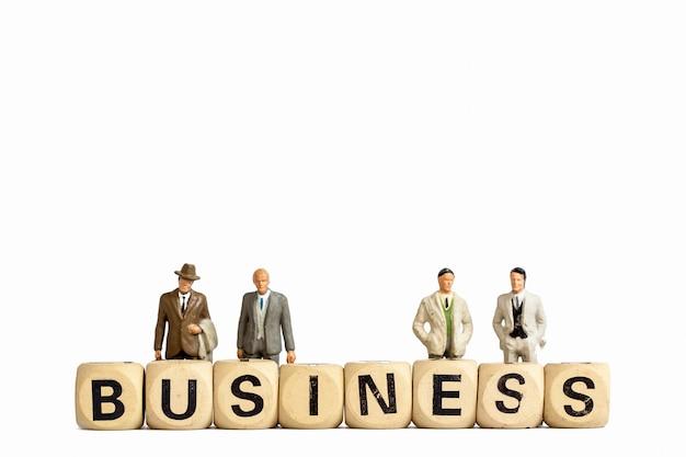 モデルビジネス男と言葉ビジネス