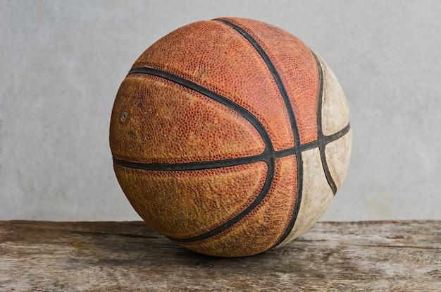 Старый баскетбол