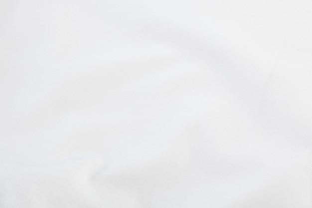 白い布のテクスチャ、布パターン背景。