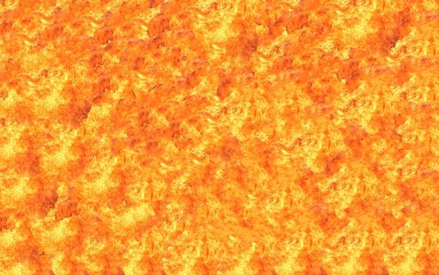 火の炎のテクスチャ背景