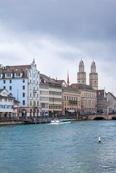 Цюрихская архитектура, озеро