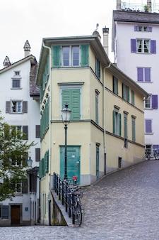 チューリッヒの建築