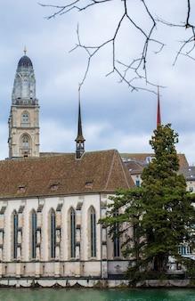 チューリッヒの水教会