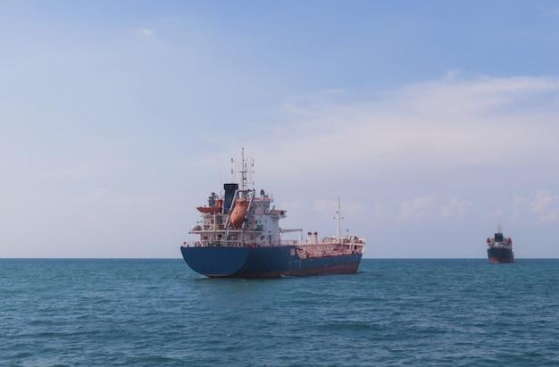 国際コンテナ貨物船の海上物流と輸送