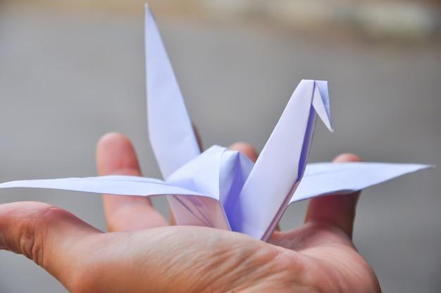 Бумажных журавликов
