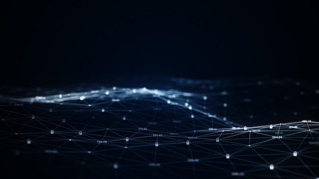 接続性を伝達する技術データバイナリコードネットワーク