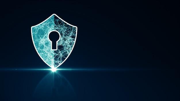 Фон кибербезопасности