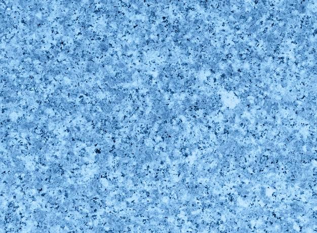 青い大理石の表面の質感