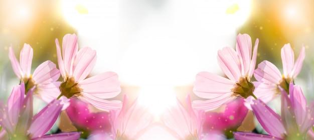 Цветок - это любовь пар на день святого валентина