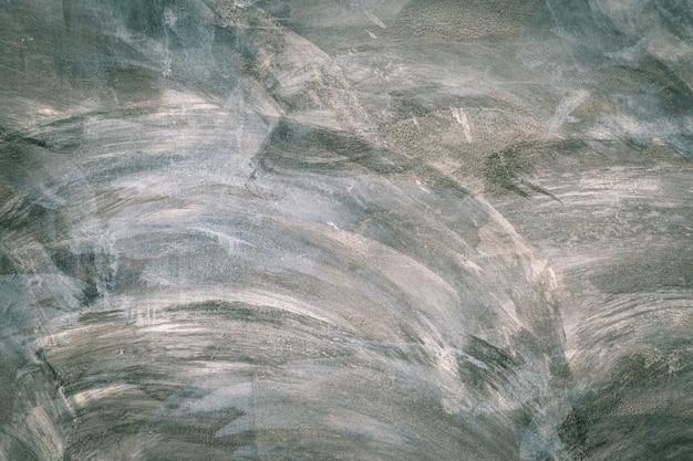 灰色の壁セメントのペイントテクスチャ