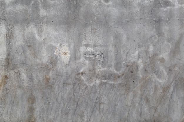 Серая пустая бетонная стена с пакостной предпосылкой - изображение.