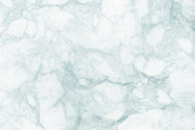 青い大理石の背景。