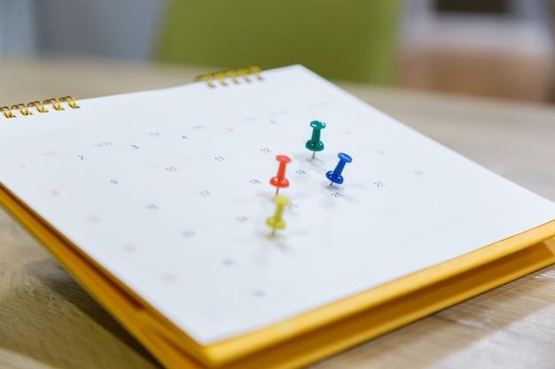Календарь событий планировщик занят