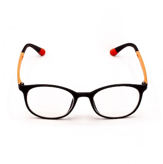 分離された眼鏡