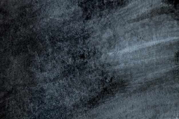 Абстрактный черно-белый акварельный свет окрашенный фон или текстура.