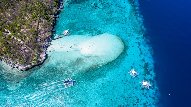Аэрофотоснимок острова сумилон