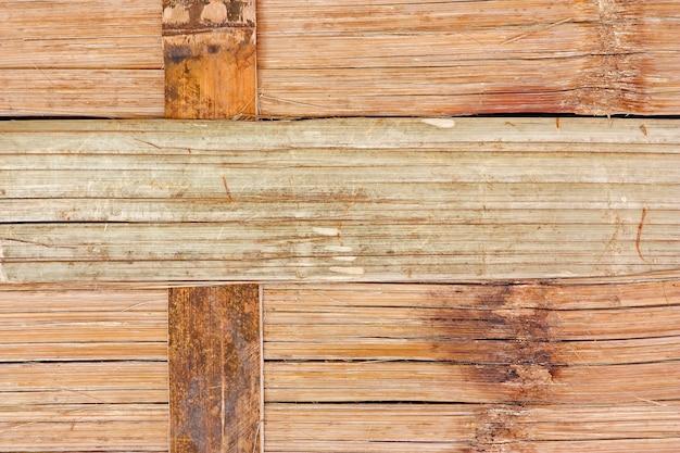 竹のテクスチャ背景