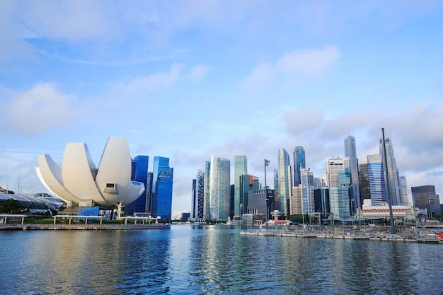 Городской город сингапур