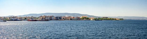 トルコのカナッカレマリーナ