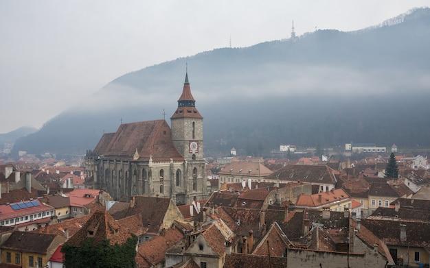 ブラショフ旧市街、ルーマニア