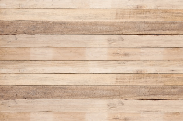 古い木の板壁の背景、古い木製の不均一なテクスチャ背景