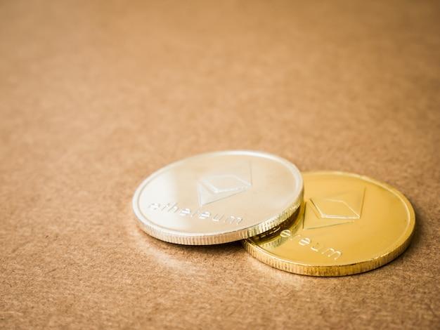 Эфириум монета