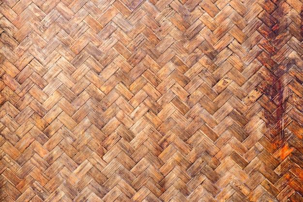 グランジ竹のテクスチャと背景