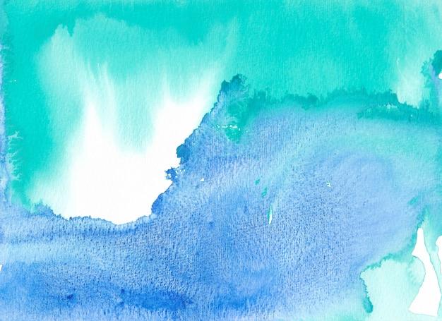 抽象的な水彩画のテクスチャ背景。
