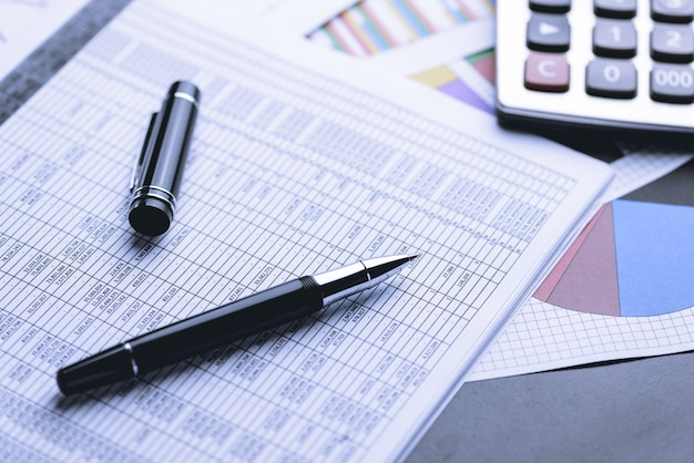 ビジネス会計、ビジネス文書