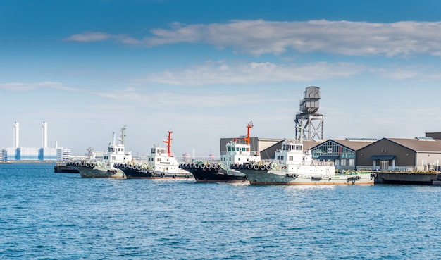 Порт иокогама