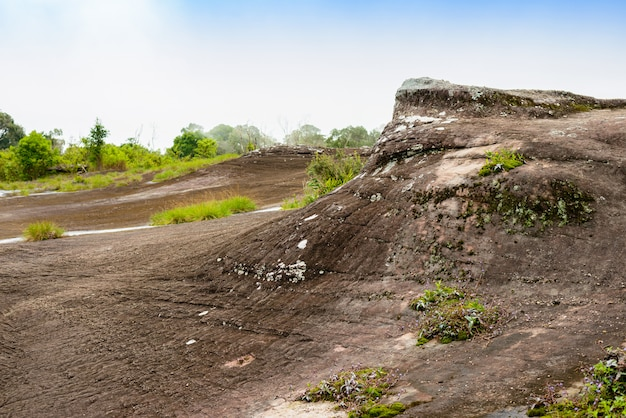 Национальный парк фу хин ронг кла, провинция пхитсанулок
