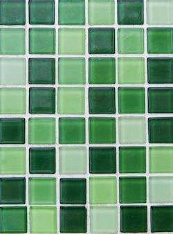 Цветная мозаика фон плитки
