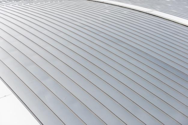 アルミ板屋根