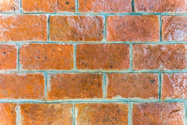 れんが造りの壁の背景