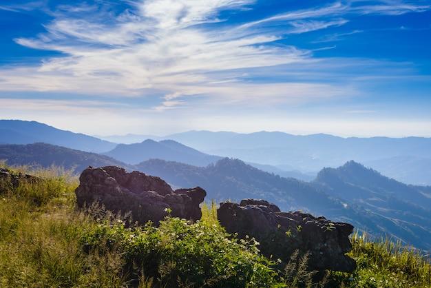 ドイパタン視点、タイのチェンライ県。美しい場所