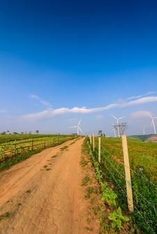 Ветряная турбина для производства электроэнергии