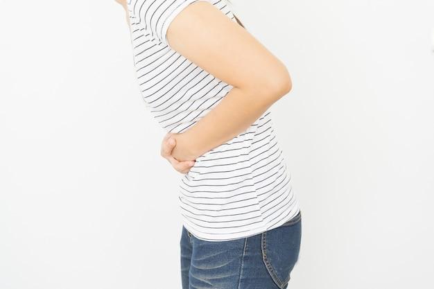 女性の腹痛