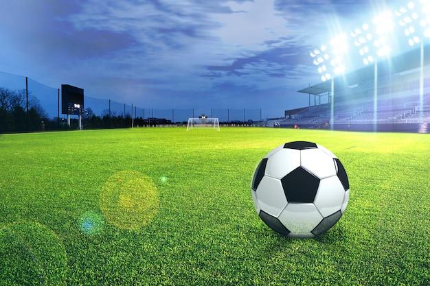 サッカースタジアムサッカー