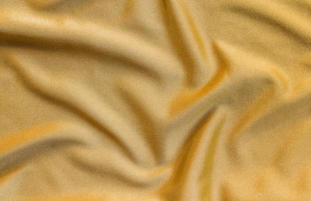 Золотой фон ткани