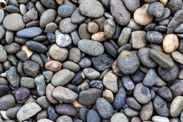 Камень гальки можно использовать в качестве фона