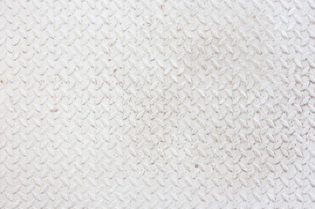 金属ダイヤモンドパターンプレートの背景。